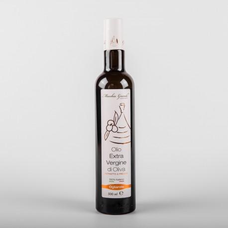 "12 Bottiglie da 0.50 lt di Olio EVO ""Ogliarola"""