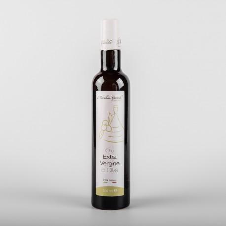 Olio Extra Vergine di Oliva in bottiglia - 0.50 L