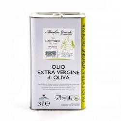 Extra Vergine di Oliva  Lattina - 3.0 l