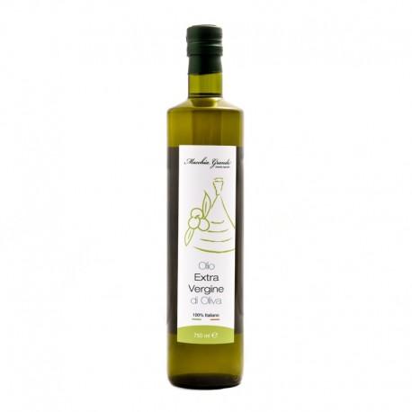 Olio Extra Vergine di Oliva in bottiglia - 0.75 L